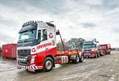 Universal Recycling - Volvo FH