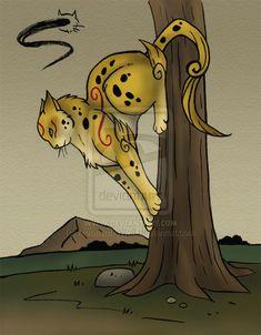 Catwalk: Leopardstar by MoonsongWolf on deviantART