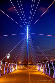 Martin Sabo Bridge - Minneapolis Minnesota