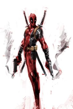 Deadpool by naratani