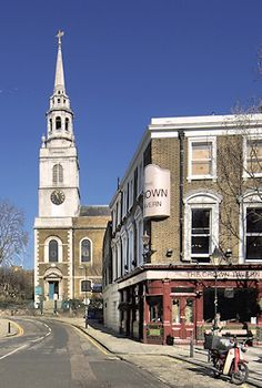 St James Clerkenwell Church, London, click for more info on this interesting part of London