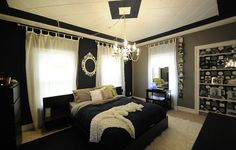 Check out Elyse DeVisser's Bedroom on IKEA Share Space.