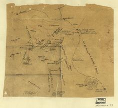 [Union troop positions northwest of Marietta, Georgia, June 10-July 3, 1864]. Relief shown by hachures. Title from Stephenson's Civil War maps, 1989. LC Civil War maps (2nd ed.), S93, 195 Available also through the Library of Congress Web site as a raster image. At bottom of map: Schofield. Similar to a map in the Atlas to accompany the official records of the Union and Confederate Armies, 1891-95, pl. 62, no. 13. Pencil
