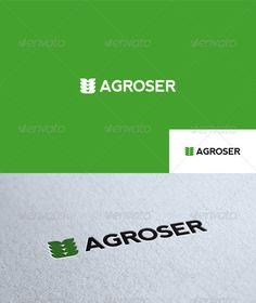 Agroservice Logo  #GraphicRiver