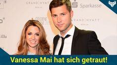 """Sie hat """"Ja!"""" gesagt! Let's Dance-Zweite Vanessa Mai (25) konnte sich zwar nicht den Titel des """"Dancing Stars 2017"""" schnappen dafür aber einen glänzenden goldenen Ehering. Sie heiratete heimlich still und leise ihren Verlobten Andreas Ferber. Das verkündete der Schlager-Star auf besonders süße Art und Weise durch seinen Instagram-Account.   Source: http://ift.tt/2sw6Cwf  Subscribe: http://ift.tt/2smZVgE Hochzeit: Vanessa Mai hat sich getraut!"""