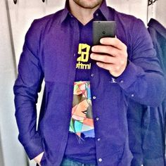 Shirt tee match #sixtynine #tshirt #tee #mauve #violet #streetwear #abstractgraphics #selfie