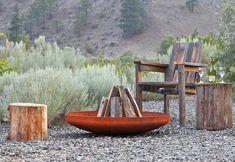Flango XL Fire Bowl / Planter