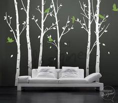 Tree Wall Decal with birds wall decals nursery par DesignedDesigner, $95.00