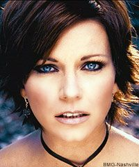 martina mcbride - Google Search from Kansas of course!   Very powerful singer & so Tiny