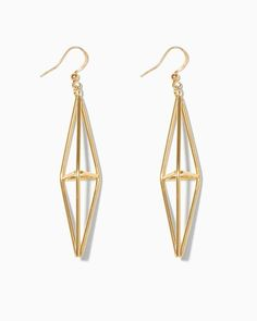 charming charlie | Rhombus Among Us Earrings | UPC: 410007110273 #charmingcharlie