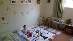 DIY - tapete de atividades de patchwork!!!