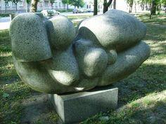 Skulpturenpark Litauen im Litauen Reiseführer http://www.abenteurer.net/2236-litauen-reisefuehrer/