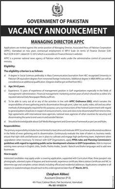 Printing Manager Jobs In Karachi Karachi Based Seeking A Dynamic