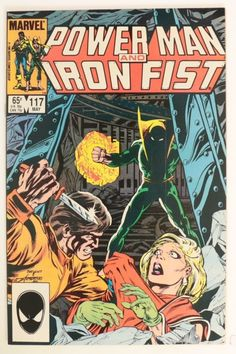 8.0 IRON FIST THE LIVING WEAPON #12 MARVEL COMICS JULY 2015 VF