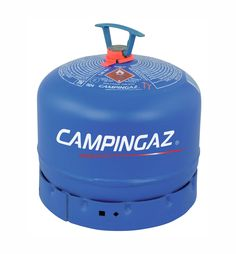 Campingaz R 904 Intended for regular use or for extended operating time, this cylinder is equipped with a safety valve.