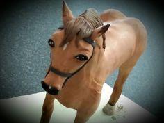#horsecaketopper #caketopper #milliscake