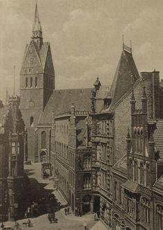 Marktkirche   Hannover, 1939