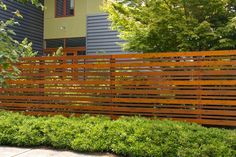 3 Gracious Cool Ideas: Garden Fencing Ideas To Keep Deer Out Garden Fencing Ideas To Keep Deer Out.Garden Fencing Ideas To Keep Deer Out Garden Fence Wooden.Fence Ideas Home Depot. Modern Front Yard, Front Yard Fence, Modern Fence, Front Yard Landscaping, Landscaping Ideas, Diy Pergola, Wood Pergola, Pergola Kits, Pergola Ideas