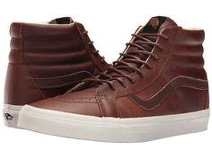 e87906b6e1e091 Vans sk8 hi reissue leather dachshund potting soil