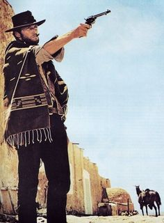 Clint as Monco in For a Few Dollars More