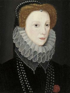 Portrait of a Lady Circle of George Gower