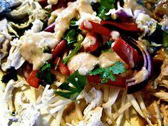 Katie-Kate's Kitchen: Asian Chicken Salad
