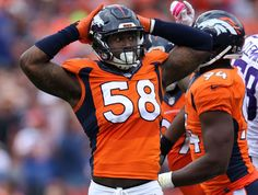 Von Miller: 'Dancing with the Stars' helped my NFL career