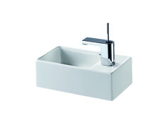 Vomano washbasin by Sottini