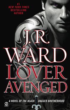 3rd Series of Lover Awakened (Black Dagger Brotherhood) Author by J.R. Ward #LoverAwakened #JRward