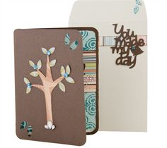Cricut® Wild Card Cartridge - Cricut Shop - Might also stamp a swing on card as if hanging from tree.