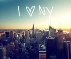 I <3 NY #thecity #skyscrappers
