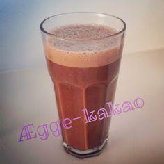 LCHF-HVERDAG: LCHF: Ægge-kakao