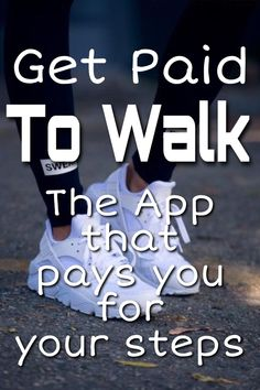 Earn Money From Walking: The Step Counter That Pays You Earn Money From Home, Way To Make Money, Make Money Online, Money Tips, Money Saving Tips, Cash Money, Money Hacks, Savings Plan, Work From Home Jobs