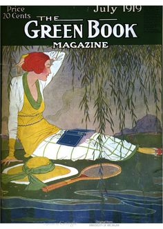 The Green Book Magazine. July 1919.