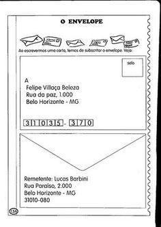 Rosearts- Atividades para imprimir: Cartas- atividades com diversos modelos