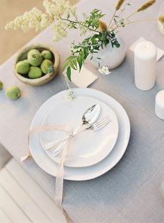 Organic Garden Wedding Ideas