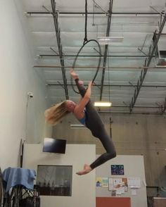 """Nothing Compares 2 U"" #prince #ripprince #cerceaux #aerialhoop #aerialist #choreography #aerialistsofig #dancersofig"