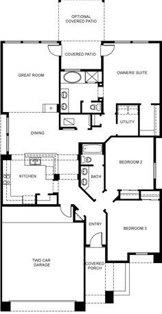 Twilight homes st croix floor plan twilight homes floor for Twilight house floor plan