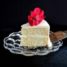 Moist White Cake On Pinterest