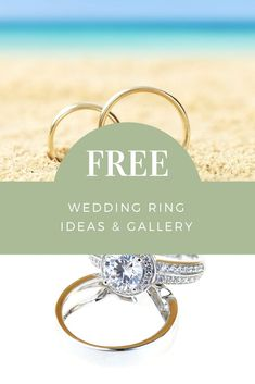 22 Best Wedding Ring Albums - lots of Kinds of Wedding Rings For adult men and Women #weddingring