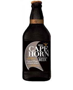 Cerveja Cape Horn Oatmeal Stout, estilo Oatmeal Stout, produzida por Cerveceria Cape Horn, Argentina. 4.8% ABV de álcool.