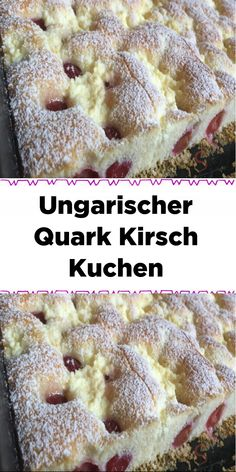 Quark Recipes, Cookie Recipes, Dessert Recipes, Desserts With Biscuits, Yummy Drinks, Food Cakes, No Bake Cake, Cake Cookies, Bakery