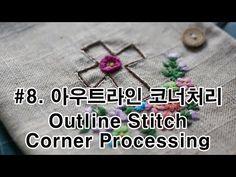 Outline, Cross Stitch, Embroidery, Handmade, Punto De Cruz, Dots, Needlepoint, Hand Made, Seed Stitch