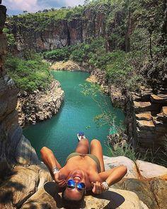 Descubra o destino da sua próxima viagem nesta lista com as fotos de paisagens brasileiras mais deslumbrantes do Instagram!