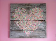 heart Kidsroom, Diy Crafts For Kids, Wood Art, Craft Projects, Drawings, Artwork, Pictures, Heart, Girls