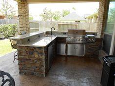 Outdoor Kitchens Houston, Katy, Cinco Ranch   Texas Custom Patios