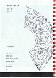 Korableva y Cook - Russian lace patterns - lini diaz - Picasa веб-албуми Embroidery Dress, Machine Embroidery, Bobbin Lacemaking, Bobbin Lace Patterns, Z Photo, Point Lace, Macrame Bag, Irish Crochet, Album