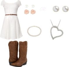 """""""country fashion"""" by h-brooke on Polyvore"""