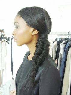 fishtail braid for black women | fishtail-braid-hairstyles-for-black-women-500x666.jpg