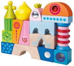 Adorable blocks for developing motor skills  moolka.com $36.89
